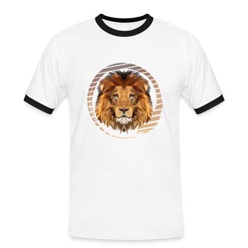 Savannah Pride // Männer Kontrast T-Shirt - Männer Kontrast-T-Shirt