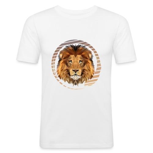 Savannah Pride // Männer Slim Fit T-Shirt - Männer Slim Fit T-Shirt