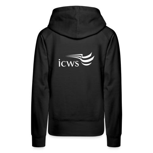 ICWS Ladies Hoodie - Women's Premium Hoodie
