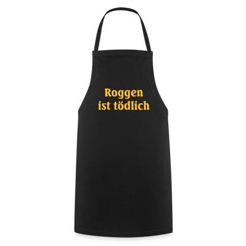 Schürze Roggen ist tödlich - Kochschürze