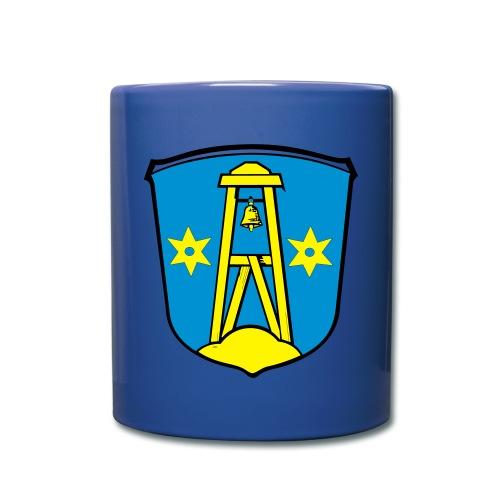 Tasse mit Wappen Baltrum - Tasse einfarbig