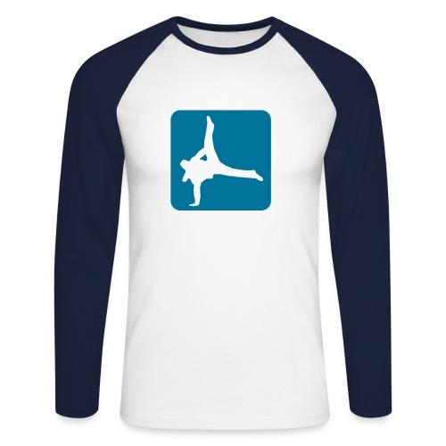 jbk - T-shirt baseball manches longues Homme