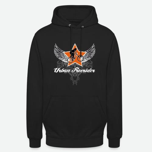 Urban Freerider - Hoodie - Unisex Hoodie
