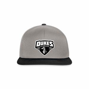 DukesDenmark 2017 Cap sort/hvid logo - Snapback Cap