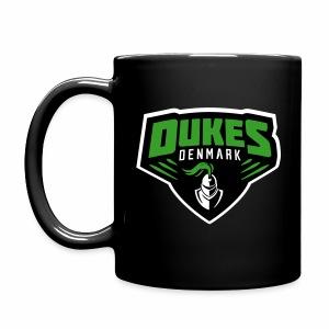 DukesDenmark 2017 krus - Ensfarvet krus