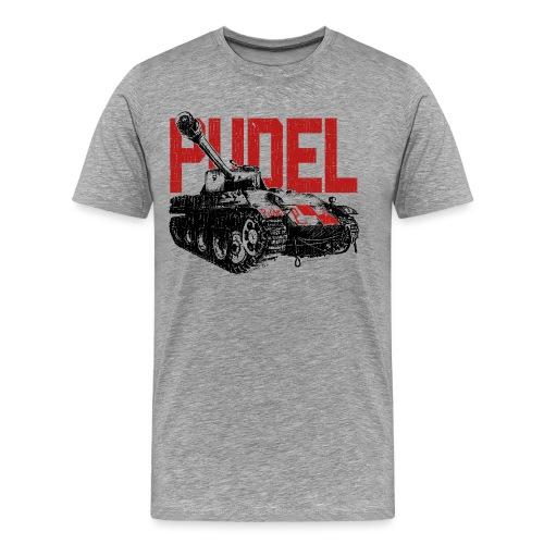 PUDEL - Men's Premium T-Shirt - Men's Premium T-Shirt