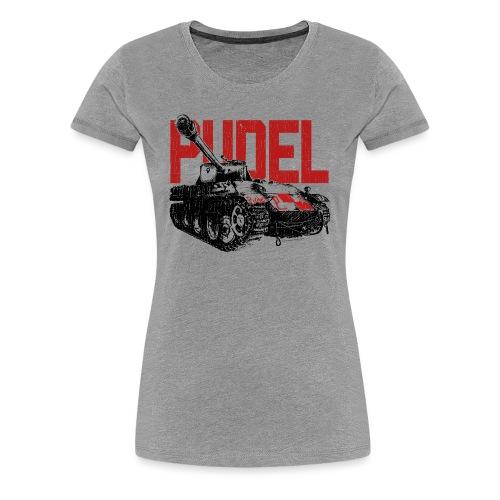 PUDEL - Women's Premium T-Shirt - Women's Premium T-Shirt