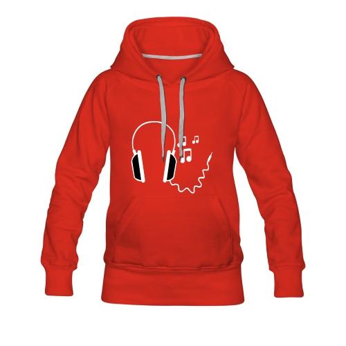 Sweat Femme Capuche - Sweat-shirt à capuche Premium pour femmes