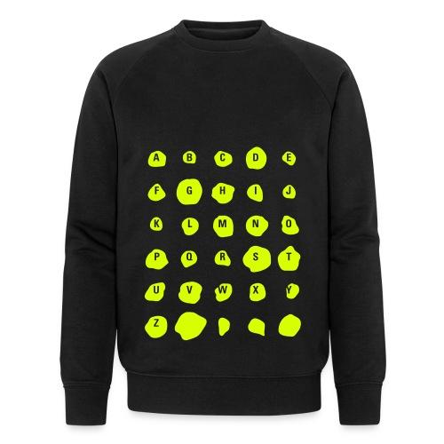 ABC Spots, Ms Sweatshirt - Männer Bio-Sweatshirt von Stanley & Stella
