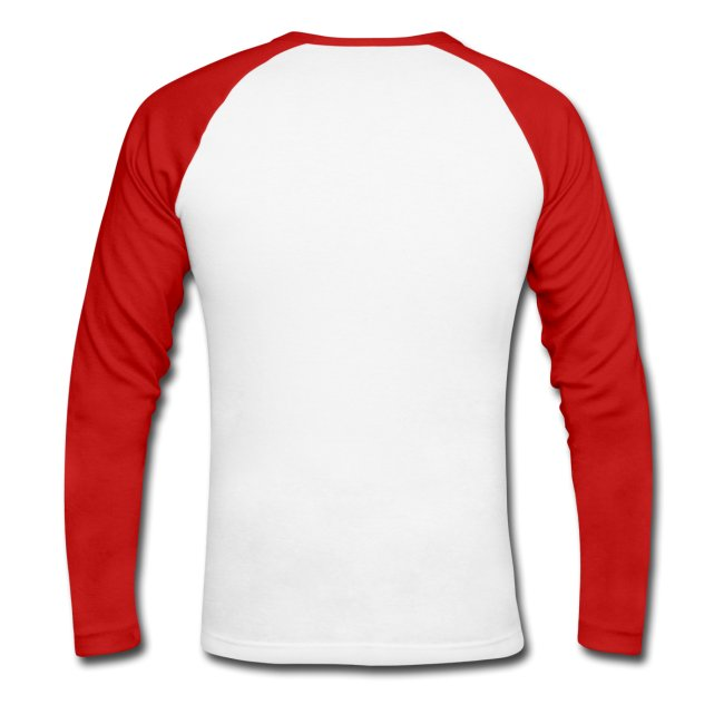 PUDEL - Men's Baseball Longsleeve Shirt