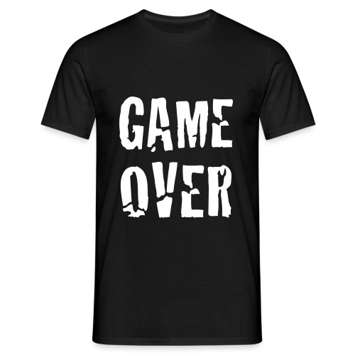 T-shirt Homme Game Over - T-shirt Homme
