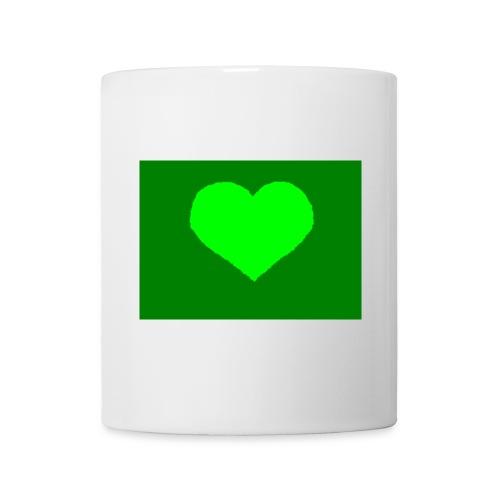 green love - Mug
