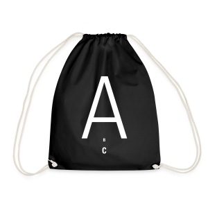 A(BC) Team, Cotton Gym Bag - Turnbeutel