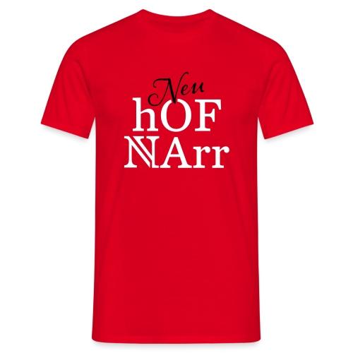 Hofnarr_B&C_Brust - Männer T-Shirt