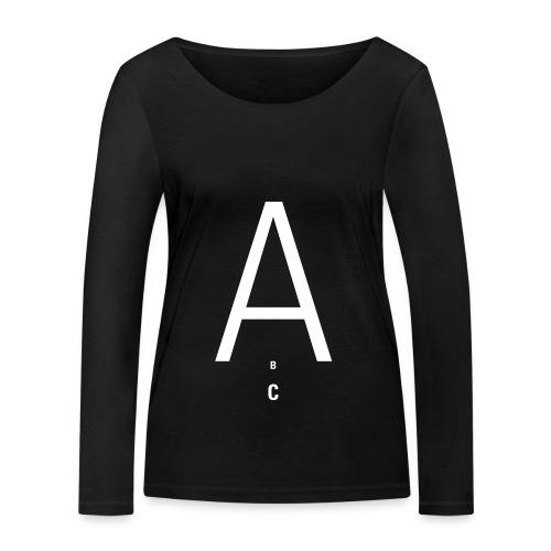 A(BC) Team, Ws T-Shirt - Frauen Bio-Langarmshirt von Stanley & Stella