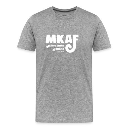 Men's MKAF t-shirt - Men's Premium T-Shirt