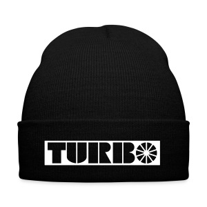 Old  Turbo emblem winter cap - Winter Hat