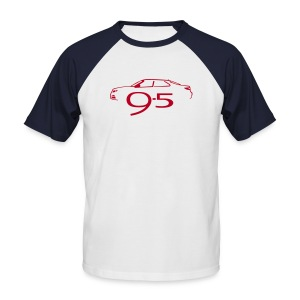 Sporty new 9-5 MY2010  - Men's Baseball T-Shirt