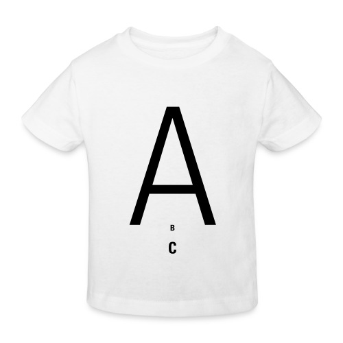 A(BC) Team, Kids T-Shirt - Kinder Bio-T-Shirt