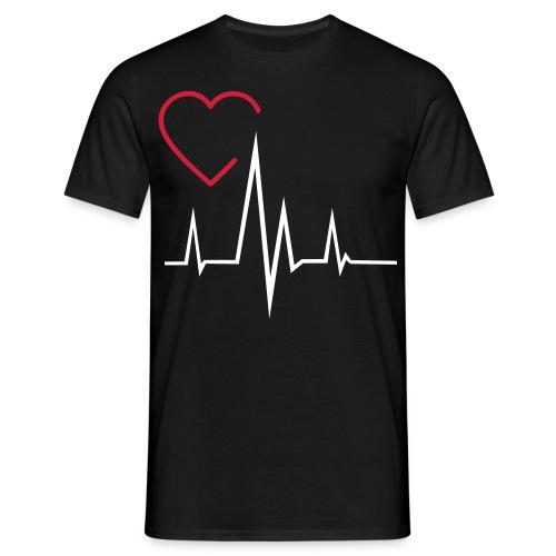 Dj NIckmik  - Herre-T-shirt