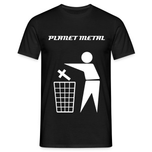 Trash the religion - T-shirt Homme