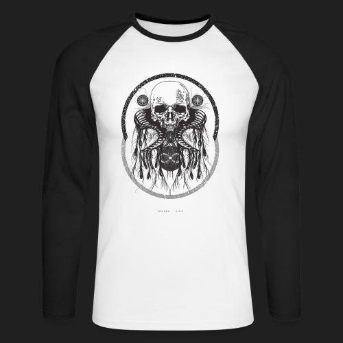 LS-shirt - Thessa EIRA Men - Men's Long Sleeve Baseball T-Shirt