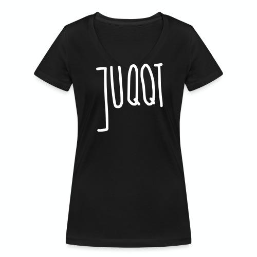 Iners Shirt 3 - Frauen Bio-T-Shirt mit V-Ausschnitt von Stanley & Stella