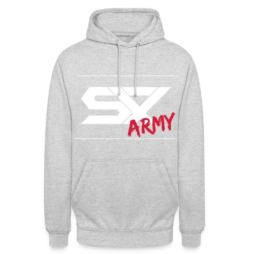 Pullover Women | SX Army - Unisex Hoodie