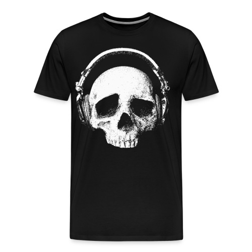 Underground skeleton! - Men's Premium T-Shirt