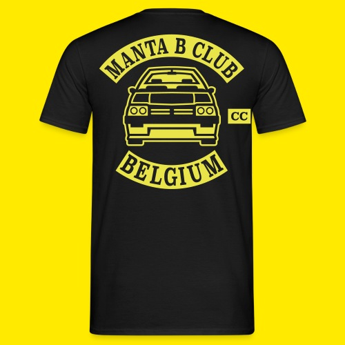 Club T-shirt - T-shirt Homme
