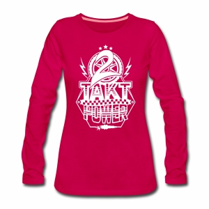 2-Takt-Power / Zweitakt Power - Women's Premium Longsleeve Shirt