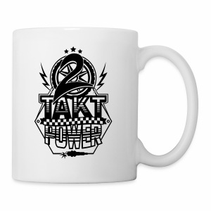 2-Takt-Power / Zweitakt Power - Mug