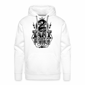 2-Takt-Power / Zweitakt Power - Men's Premium Hoodie