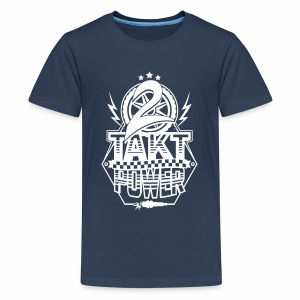 2-Takt-Power / Zweitakt Power - Teenage Premium T-Shirt