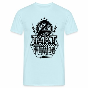 2-Takt-Power / Zweitakt Power - Men's T-Shirt