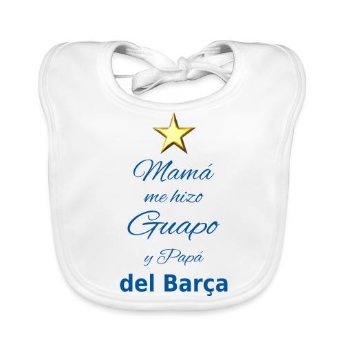 Mamá me hizo guapo y Papá del Barça - Bavaglino