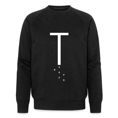 T Shaped, Ms Sweatshirt - Männer Bio-Sweatshirt von Stanley & Stella