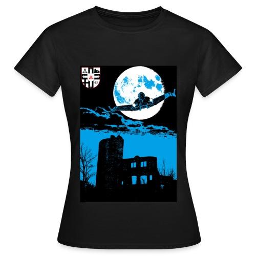 Qetlop 45 Lady-Version - Frauen T-Shirt