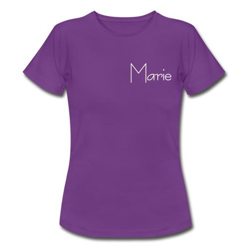 Marie - Frauen T-Shirt