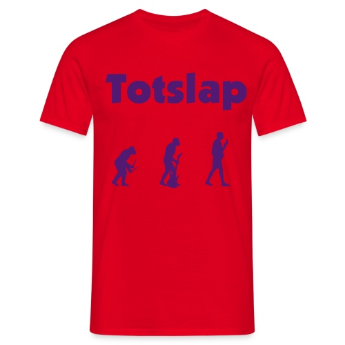 Totslap casual tour top - Men's T-Shirt