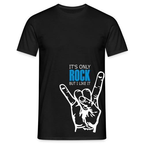 RoCk - Herre-T-shirt
