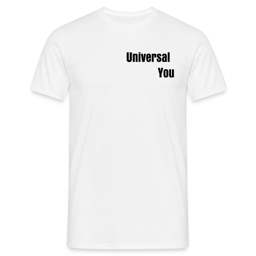Universal You Mens T Standard - Men's T-Shirt