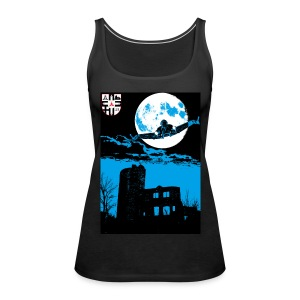 Qetlop 45 Tank Top - Frauen Premium Tank Top