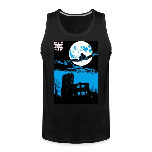 Qetlop 45 Muscle-Version - Männer Premium Tank Top