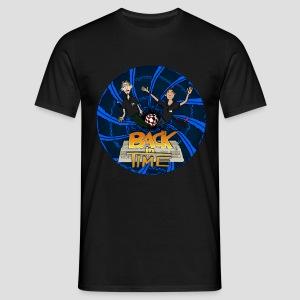 T-Shirt Back in Time - Männer T-Shirt