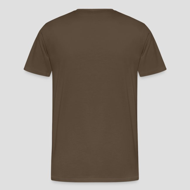 """T-Shirt """"Back in Time"""" (bis 5XL)"""