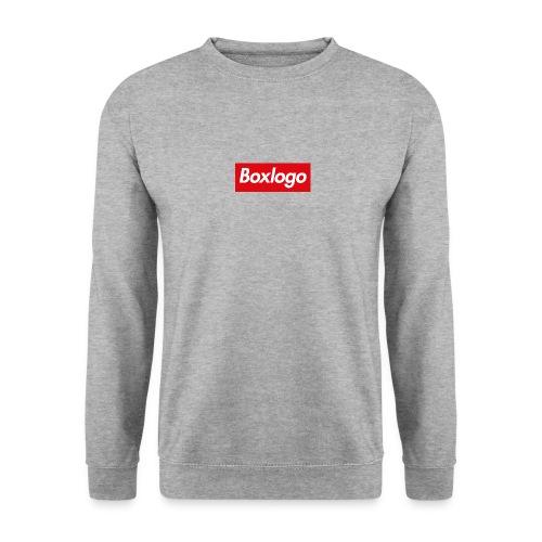 Boxlogo - Box Logo Sweater - Männer Pullover