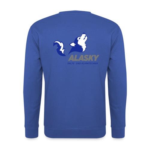 Alasky Logo - Männer Pullover
