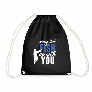May the Fish be with you | Turnbeutel - Turnbeutel