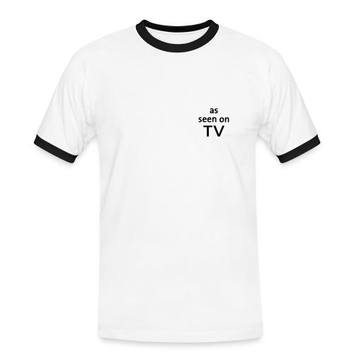 As Seen on TV - T-shirt - T-shirt contrasté Homme